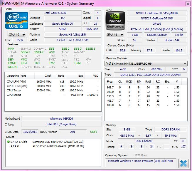 Alienware x51 AMD Grafikkarten Sperre - Probleme - ALIENWARE